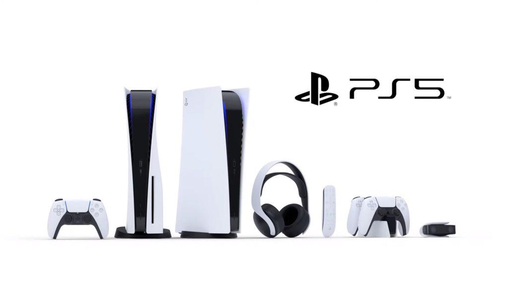 PlayStation 5 Line up Digital Hardware Reveal